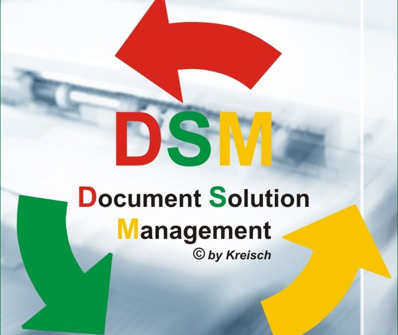 News August – Document Solution Management by Kreisch