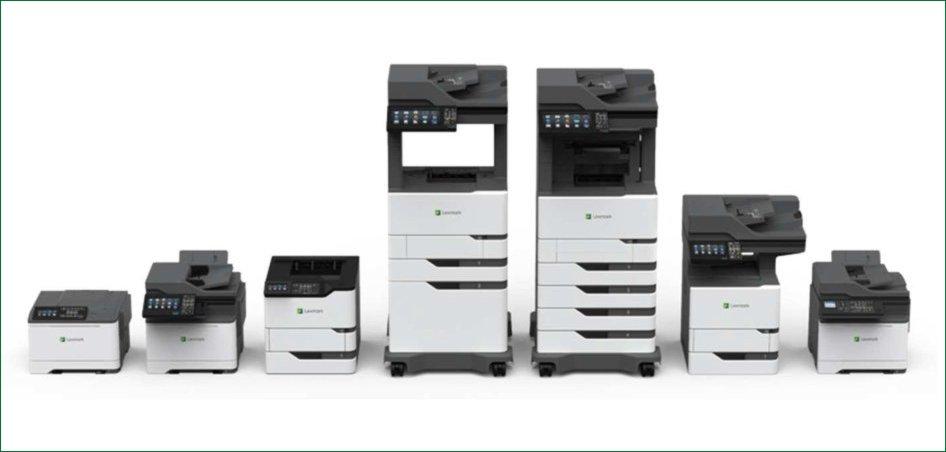 News November – Die neuen Drucker und MFPs von Lexmark