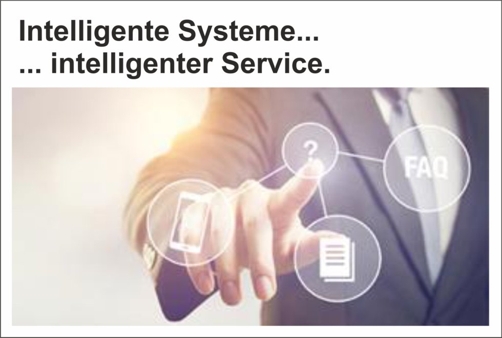 News November – Intelligente Systeme… intelligenter Service