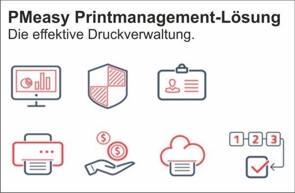PMeasy Printmanagement-Lösung